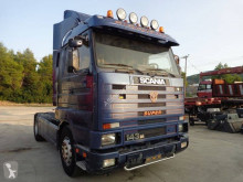 Scania tractor unit 143