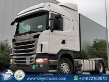 Nyergesvontató Scania G 420 használt