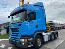 Cabeza tractora Scania G 450
