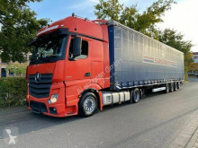 Mercedes Actros ACTROS 1842 GigaSpace/Retarder/Komplettzug tractor-trailer used tarp