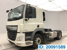 DAF CF 440 tractor unit used hazardous materials / ADR