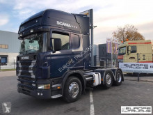 Cabeza tractora Scania 124 420 Steel/Air - Manual - Airco - Topline usada