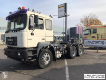 MAN 26.414 tractor unit used