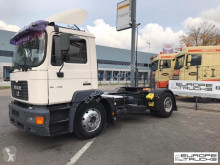 Tracteur MAN 14.280 Steel/Air - Manual - Day cab occasion