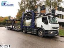 Camion cu remorca pentru transport autovehicule Renault Premium
