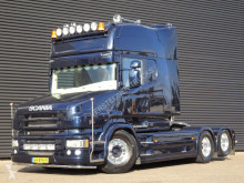 Tracteur Scania T 580 occasion