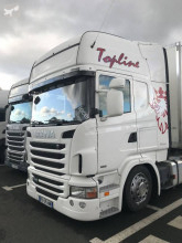 Scania low bed tractor unit R 440