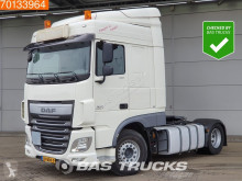 DAF XF 440 tractor unit used hazardous materials / ADR