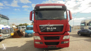 Cabeza tractora MAN TGX usada