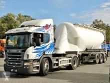 Tracteur Scania P 420/RETARDER/FULL ADR+ KASSBOHRER 35000 L occasion