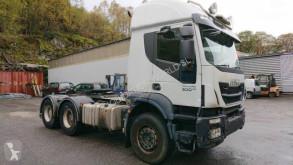 Cabeza tractora Iveco Trakker 500cv 6x4 Tractor unit usada