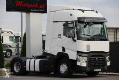 Ciągnik siodłowy Renault T 460 / EURO 6 / LOW MILEAGE / 2015 YEAR / używany