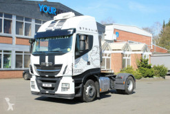 Cabeza tractora Iveco Stralis AS440S46 HI-WAY/LED/ACC/Kühlbox/Navi usada