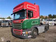 Cabeza tractora Scania R480 6x2 Hydraulik Euro 5