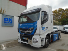 Tracteur Iveco Stralis AS440S40T/PC-LNG Euro6 Intarder Klima ZV occasion