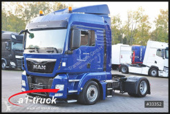 MAN TGX 18.400, Intarder, ADR, Orginal 74.500 Kilometer tractor unit used exceptional transport