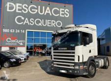 Тягач Scania 144L 460
