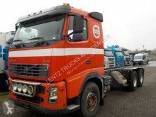 Volvo exceptional transport tractor unit FH16-610-MANUAL-RETARDER-BLATT