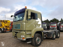 MAN TGA 26.430 6x6 BLS Hydr. tractor unit used