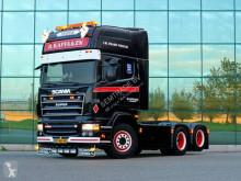 Cabeza tractora Scania R560 usada