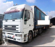 Iveco Eurotech 440E38 tractor-trailer used tautliner