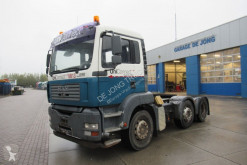 MAN TGA 26.390 tractor unit used