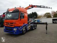 Тягач сопровождение негабаритных грузов Mercedes Actros 2648 SZM mit PK23002 5xhydr. 2-Punkt Funk