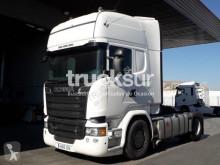 Nyergesvontató Scania R 520 használt