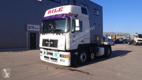 Trekker MAN 19.402 (BIG AXLE / 6 CYLINDER ENGINE WITH ZF-GEARBOX / EURO 2) tweedehands