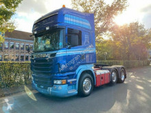 Тягач Scania R730 A 6X2/4 Mit Retarder б/у