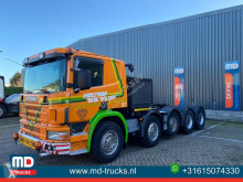 Cap tractor Scania P 124 second-hand