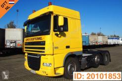 DAF XF105 tractor unit used