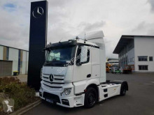 Mercedes exceptional transport tractor unit Actros 1842 LS Lowliner Retarder Spoiler PPC