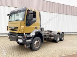 Cabeza tractora Trakker AD720T41 6x6 Trakker AD720T41 6x6, Hydraulik