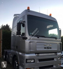 MAN TGA 26.460 tractor unit used exceptional transport