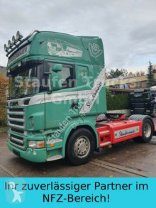 Tratores Scania R 500 TOPLINE Standard E5 Kipphydr. 1.Hd usado