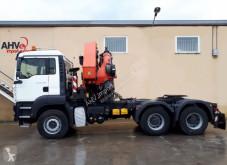 Tracteur MAN CABEZA TRACTORA MAN 430 6x4 PALFINGER PK 56002 G occasion