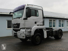 Tracteur MAN TGS 18.400 AS 4x4 Allrad Kipphydraulik