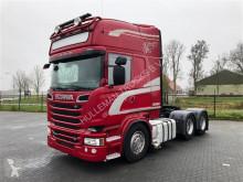 Nyergesvontató Scania R520 6X4 V8 RETARDER EURO 6 használt