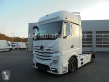 Mercedes exceptional transport tractor unit Actros 18-45 Giga SPace- RETARDER- XENON- 2Tanks