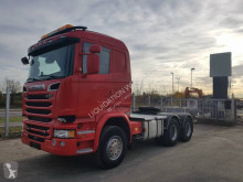Tracteur Scania R580 6x4 Tractor unit (Iveco-MAN) occasion