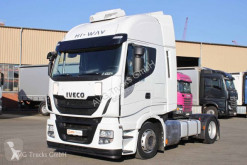 Tracteur convoi exceptionnel Iveco Stralis AS440T48 Intarder 2xTank