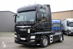 Tracteur MAN 18.480 TGX XXL ACC LGS Intarder 2xTank occasion