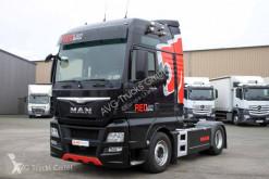 MAN 18.480 TGX XXL ACC LGS Retarder 2xTank tractor unit used
