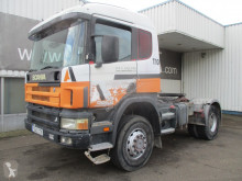 Cap tractor Scania R 124 second-hand