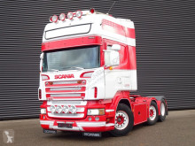 Scania R 500 tractor unit used