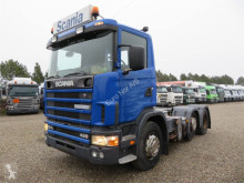 Tracteur Scania R124-420HPI 6x2-4 Euro 3 occasion