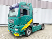 Cabeza tractora MAN TGA 18.480 4x2 BLS 18.480 4x2 BLS, XXL-Fahrerhaus, Hydraulik, Standklima, Grüne Plakette