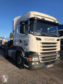 Trattore Scania R 450 Prodotti pericolosi / adr usato