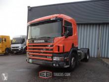 Тягач Scania G 114G340 б/у